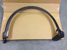 Genuine honda civic o/s front wheel arch trim 2009-2011 * brillant gris métallisé *