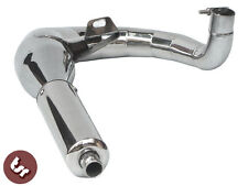 VESPA LML/PX/VBB/Sprint/Super Stainless Steel Exhaust System