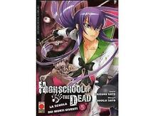 HIGHSCHOOL OF THE DEAD 5 RISTAMPA - PLANET MANGA PANINI - NUOVO