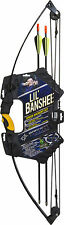Lil Banshee Jr Youth Compound Bow and Arrow Archery  kid starter set girls boys
