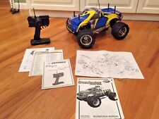 Ofna Dominator Monster Pirate 1/8 Scale Nitro 4wd R/C RC Truck with RB Engine