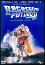 Back To The Future II - Regreso Al Futuro II (DVD) - Robert Zemeckis.