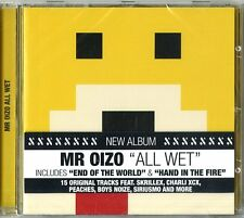 MR OIZO - ALL WET   - CD  NUOVO SIGILLATO