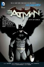 Batman Volume 2: The City of Owls TP (The New 52) (Paperback), Ca. 9781401237783