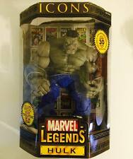 Toybiz  1/6 MARVEL LEGENDS ICON - INCREDIBLE HULK ( GREY ) - Super Rare
