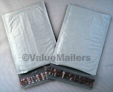 """500 #000 4x8 Poly Bubble Mailers Envelopes Bags (VM Brand) 4 1/8"""" Wide"""