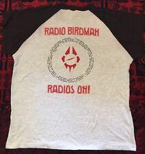 NEW Authentic Vintage RADIO BIRDMAN Radios On! Australian Tour Tshirt Size L