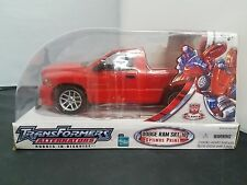 Transformers Alternators 2008 DODGE RAM SRT-10 OPTIMUS PRIME NISB NEW