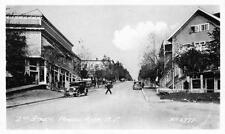 Photo. ca 1934. Powell River, BC Canada. Second St