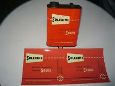 ENVELOPPE  DU  BIDON ROUGE HOLLANDAIS SOLEXINE VELOSOLEX