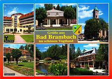 Grüße aus Brambach im schönen Vogtland ,  AK1998 gelaufen