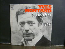 YVES MONTAND Casse têtes CBS6200