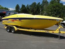 2006 Baja Boss H2X 35th Anniversary Special Edition Boat & Trailer