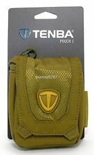 TENBA KRYPTON GREEN VECTOR POUCH 1 CAMERA CASE!! NEW CONDITION!!