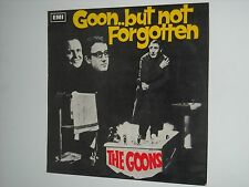 THE GOONS Goon…..But Not Forgotten LP 60's Press SPIKE MILLIGAN Peter Sellers