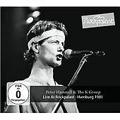 Peter Hammill - Live at Rockpalast [Video] (Live Recording/+DVD, 2016)