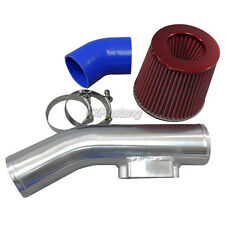 CXRacing Stock Twin Turbo Intake Kit For 98-05 Lexus GS300 2JZ-GTE VVTI Blue