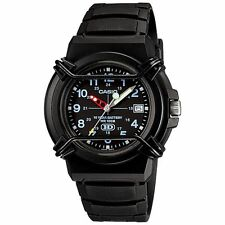 Casio HDA600B-1BVEF Men's Water Resistant Neo-Display Analogue Watch HDA600B-1BV