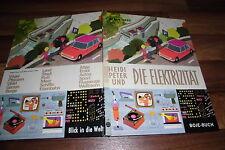 Alain Grée -- HEIDI PETER und die ELEKTRIZITÄT // Boje Verlag 1974 in 1. Auflage