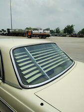 NEW!!! Rear Venetian Blind for Mercedes Benz w123