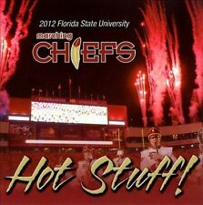 Hot Stuff! by 2012 Florida State University Marching Chiefs (CD, Sep-2013,...
