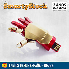 Pendrive Iron Man Mano Articulable Marvel 8 GB - Memoria USB - Entrega 72h