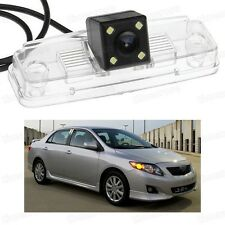 Car Rear View Camera Reverse Backup Night Vision for Toyota Corolla 2007-2013