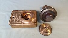 Antique One of a Kind Yale Original Combination Safe Lock w/ Dial & Ring