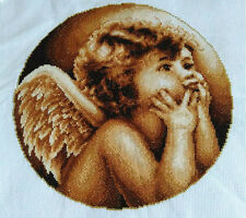 """2016 New Finished handmade Cross Stitch""""BABY ANGEL""""Wall Decor gifts"""