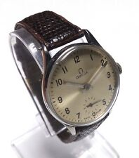 1946 Omega 15 Jewels Men's Manual Hand Winding Watch FREESHIPPING