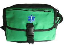 Advanced Bum Bag (GREEN) for Paramedic Ambulance St John Medic First aid Doctor