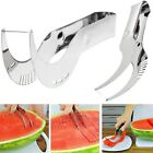 Convenient Watermelon Slicer Fruit Cutter Corer Scoop Stainless Steel Tool HP