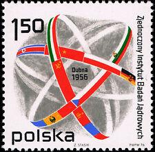 Polska Poland 1976 Fi 2288 Mi 2435 MNH Instytut Jądrowy w Dubnej