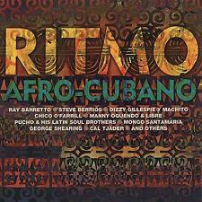 FREE US SH (int'l sh=$0-$3) NEW CD Various Artists: Ritmo Afro-Cubano