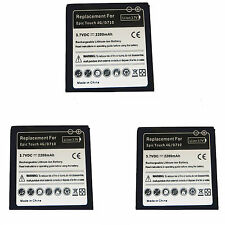3X 2200mAh Li-ion Battery for US Cellular SamSung Galaxy S 2 SCH-R760