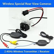 A1081 WIRELESS CAR REAR VIEW BACKUP CAMERA FOR  RENAULT MEGANE (2011) LED 170°