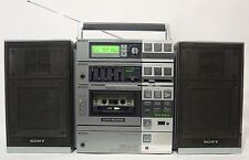 Minicomponent Sony FH 7 (((OLD SCHOOL))) VINTAGE
