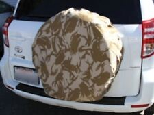 British Desert Military Army Surplus, SUV, Jeep, Spare Tire Cover, Truck, RV