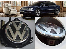 Vw Emblem Logo Reverse Camera for RNS315/510 RCD510 iPAS RVC CAM Badge 5053 data