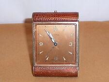 Cyma watch Co Swiss, ancien réveil de voyage mécanique,1930-1960.à restaurer.