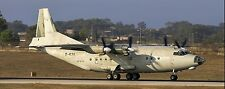 Shaanxi Y-8 Transport Aircraft Wood Model Small New