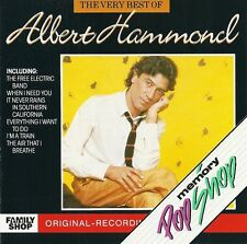 (CD) Albert Hammond - The Very Best Of Albert Hammond - Everything I Want To Do