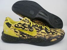 NIKE ZOOM KOBE VIII 8 iD YELLOW-BLACK GRAFFITI SZ 14 [603528-992]