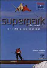 SKI-ING - SUPERPARK THE MOVIE 2 - THE TIMBERLINE SESSIONS - DVD - REGION 2 UK