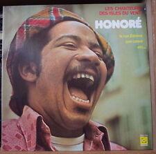 HONORE LES CHANTEURS DES ISLES DU VENT  FRENCH LP DISQUES DEESSE 1977