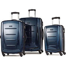 Samsonite Winfield 2 Fashion Hardside 3 Piece Spinner Set - Deep Blue