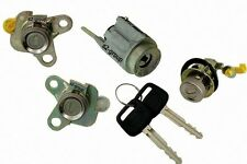 TOYOTA COROLLA E11 97-01 SALOON LOCKSET FRONT TAILGATE DOOR BARREL LOCK W/ KEYS