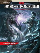Dungeons&Dragons Hoard of The Dragon Queen Avventura TRPG D&D Next