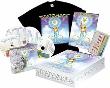 Stratovarius Elements Pt.1 Pt.2 box set    t-shirt cds dvd cassette tour book ++