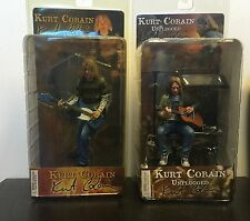 NECA Kurt Cobain Figure Set